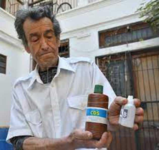 00 Dióxido de cloro para consumo humano: uso en Bolivia 00