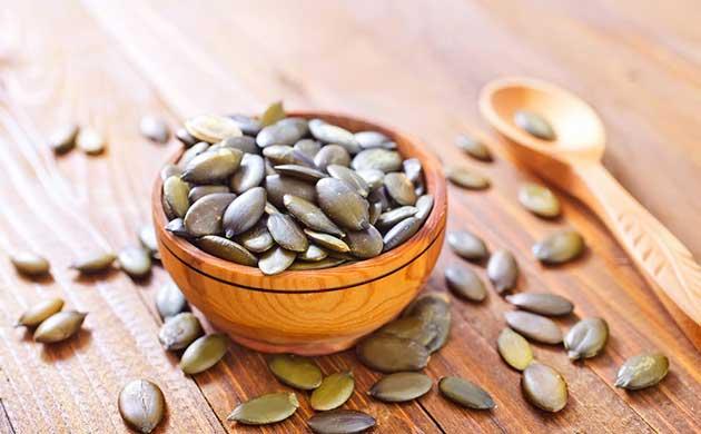 00 Aceite de semilla de calabaza: presión arterial 00
