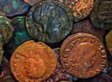 00 Monedas de oro de la caída del Imperio Romano 00